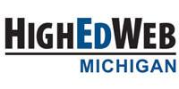 Higher Ed Web Michigan 2016